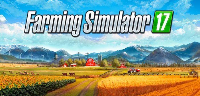 Farming Simulator 17 ouvre son garage en vidéo
