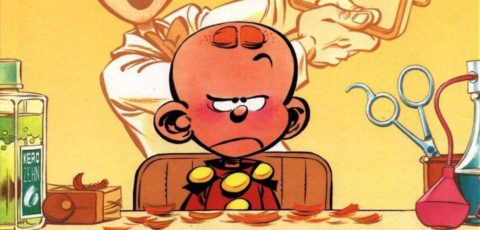 Le Petit Spirou : une première image officielle du film adapté de la BD !