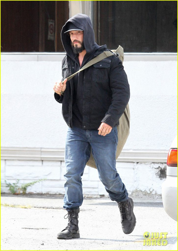 Le Punisher débarque sur des images du tournage de Netflix !