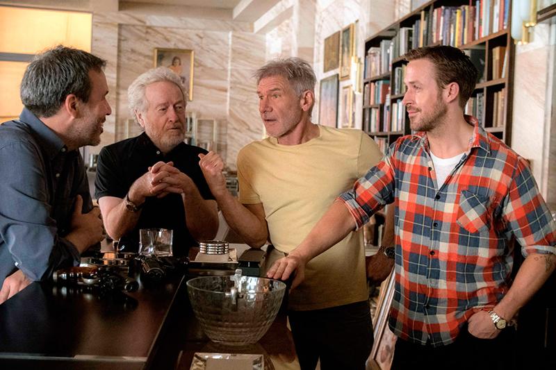 Le sequel de Blade Runner révèle son titre officiel et une première image !