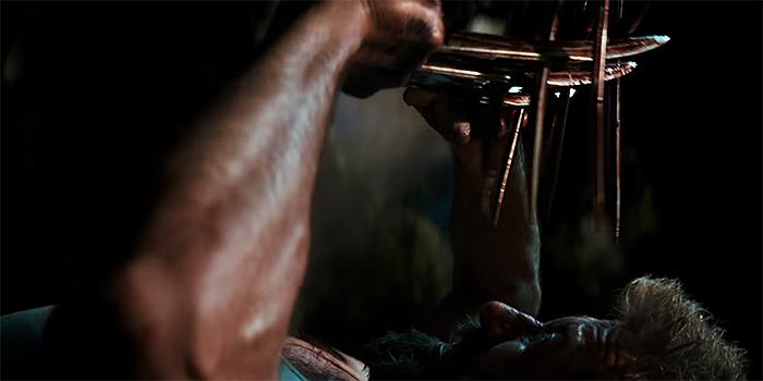 Logan : comment le rated-r transparait en fonction des trailers !