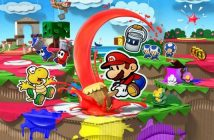 [Test] Paper Mario : Color Splash, le plombier reprend des couleurs !