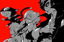 persona 5 ps4 ps3 RPG