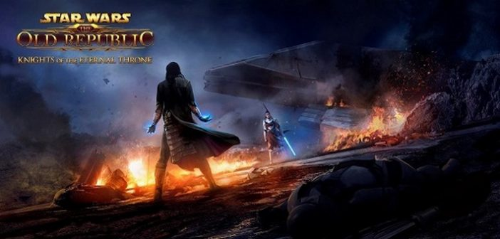 SWTOR – Knights of the Eternal Throne : une bande annonce épique !