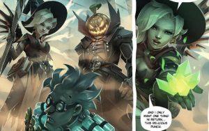Un mode PVE pour Overwatch et aperçu des skins d'halloween