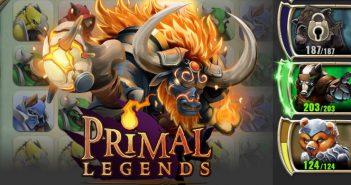 [Test] Primal Legends : la loi du plus fort ou du plus riche...