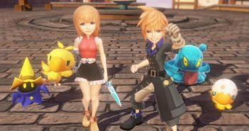 [Test] World of Final Fantasy, le meilleur spin-off de la licence ?