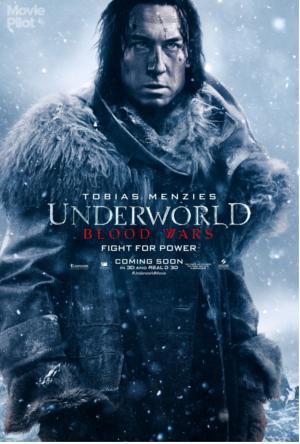 Underworld : Blood Wars se dévoile à travers quatre posters