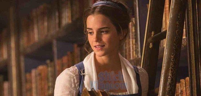 La Belle et la Bête : première image d'Emma Watson et Dan Stevens !
