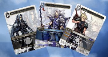 Final Fantasy Trading Card Game débarque en Europe le...