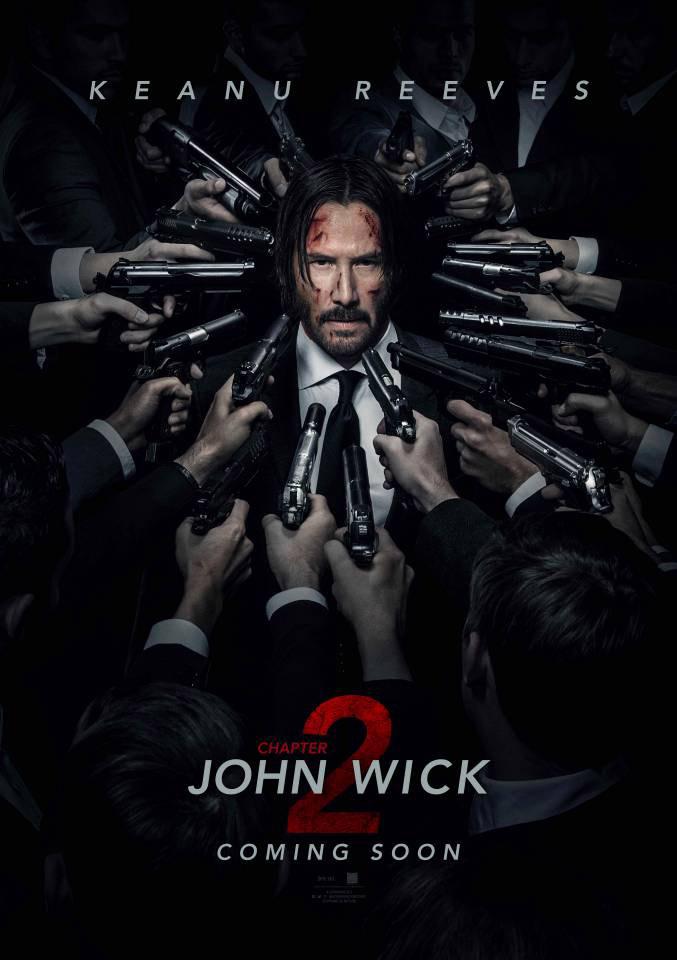 John Wick 2 : la bande-annonce qui flingue tout ce qui bouge