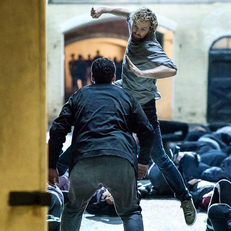 Iron Fist/Netflix Showrunner Scott Buck (Six Feet Under, Rome, Dexter) Marvels-iron-fist-first-look-photo-203480