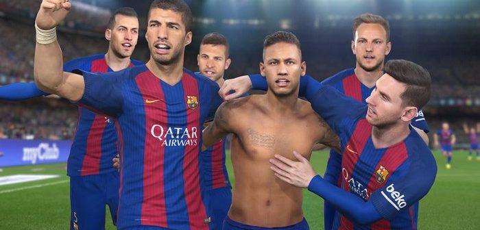 [Test] Pro Evolution Soccer 2017 : Konami joue la défense