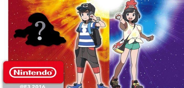 Pokémon Lune et Soleil : une démo et une nouvelle forme d'Alola !