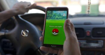 Pokémon Go : aucun Pokémon n'apparait si vous roulez vite !