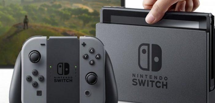 Nintendo a tout prévu concernant la production de la Switch