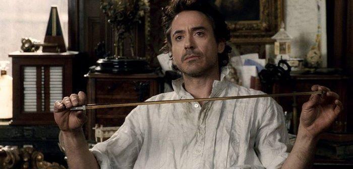 Sherlock Holmes 3 par les scénaristes de Rogue One et Captain Marvel