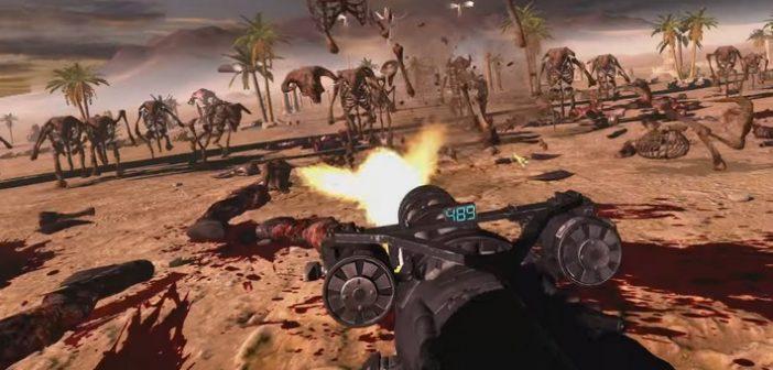 Serious Sam VR : The Last Hope, en Early Access le 17 octobre 2016 !