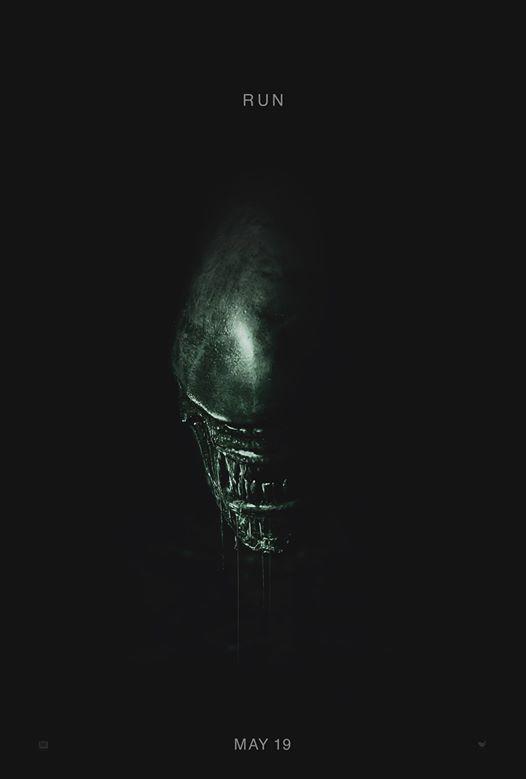 Alien : Covenant s'affiche et va débarquer dans les salles en avance