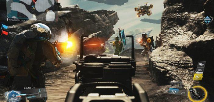 C'est fait : Call of Duty : Infinite Warfare vient de sortir !