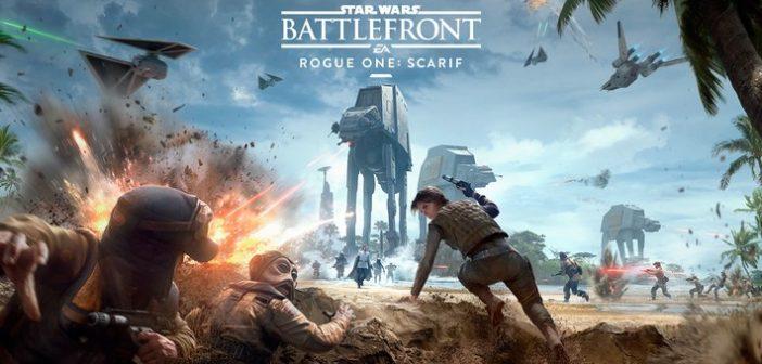 Star Wars Battlefront date son DLC Rogue One et son mode VR