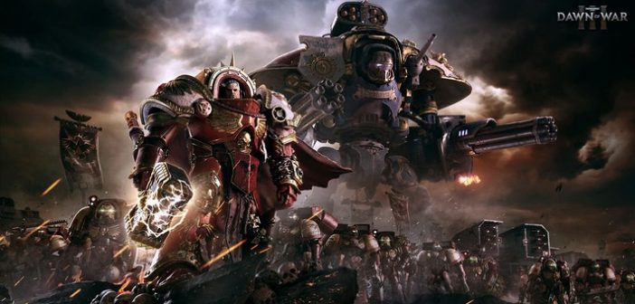 Preview Dawn of War 3 DoW3