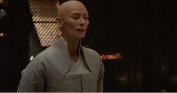 Harry Potter : Tilda Swinton (Docteur Strange) n'aime pas la saga de J.K. Rowling