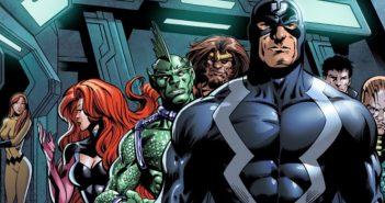 La série Inhumans a désormais une date de diffusion