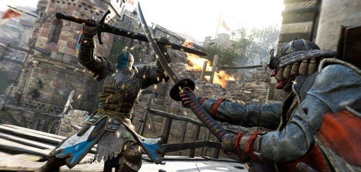 [Preview] For Honor remodèle les batailles médiévales...