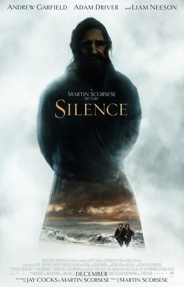 Silence : découvrez la bande-annonce majestueuse du nouveau Scorcese