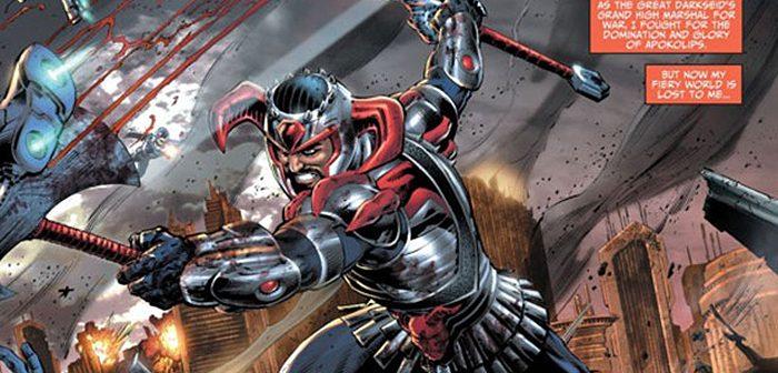 Steppenwolf sera le méchant de Justice League et on connaît l'acteur !