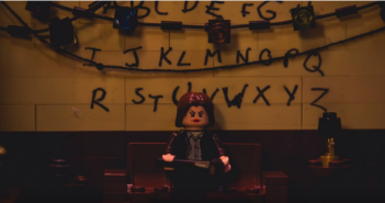 Stranger Things a maintenant droit à sa version Lego