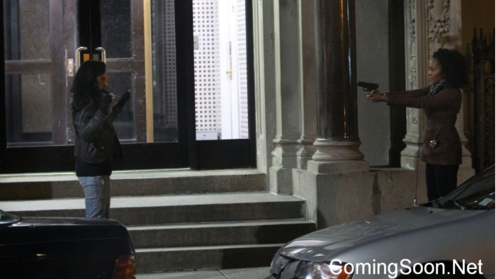 The Defenders : Scott Glenn, Rosario Dawson et Rachel Taylor au casting