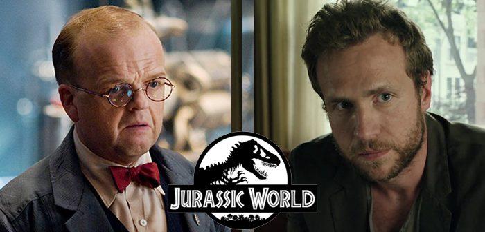 Toby Jones et Rafe Spall courtisés pour rejoindre Jurassic World 2 ?
