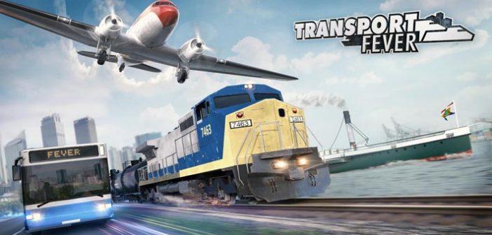 Transport Fever, 150 ans d'histoire des transports est disponible !