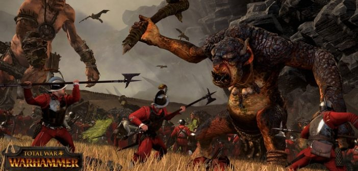 Une date de sortie pour Total War : WARHAMMER – Vieux Monde !