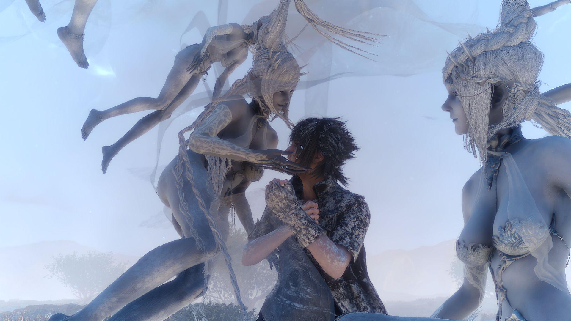 Final Fantasy 15, le trailer Gods of Insomnia et généreuse galerie d'images