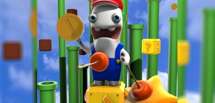 [Rumeur] Un jeu Mario et les Lapins Crétins au lancement de la Switch