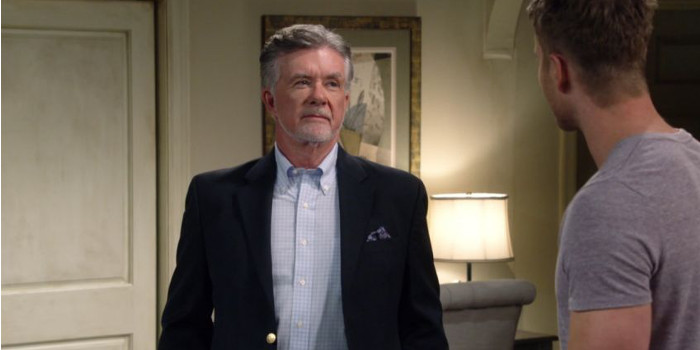Alan Thicke, l'acteur de