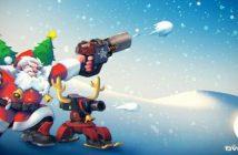 Bonne nouvelle, Overwatch aura droit à son tout premier Noël !