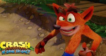 Crash Bandicoot fait son grand retour sur PlayStation !