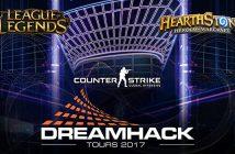 L'événement annuel DreamHack 2017 et Tours Evénements annoncent l'ouverture des inscriptions pour les tournois amateurs BYOC (Bring Your Own Computer) qui auront lieu dans l'hexagone.