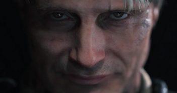Death Stranding, Mads Mikkelsen et Guillermo del Toro au casting !