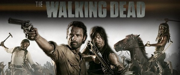 The Walking dead : la marche reprend !