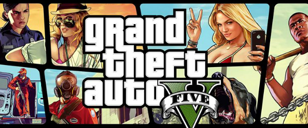 GTA V  : arme de distraction massive