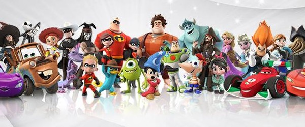 Disney Infinity : pour petits et glands