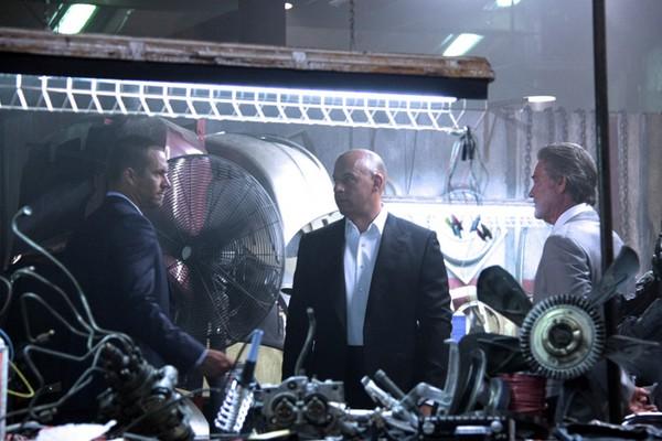 Première image de Kurt Russell dans Fast & Furious 7