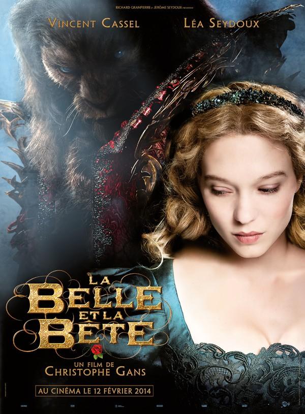 Une superbe affiche pour La Belle et la Bête