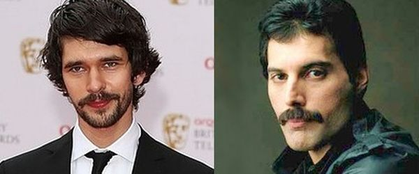 Ben Whishaw biopic Freddie Mercury_image1