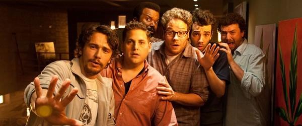 [Critique] C'est La Fin pour James Franco et sa bande